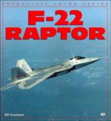 Cover image for F-22 Raptor