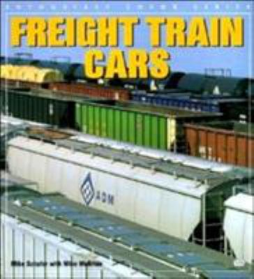 Cover image for Freight train cars
