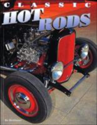 Cover image for Classic hot rods