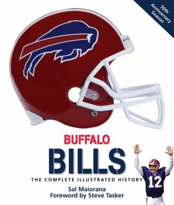 Cover image for Buffalo Bills : the complete illustrated history
