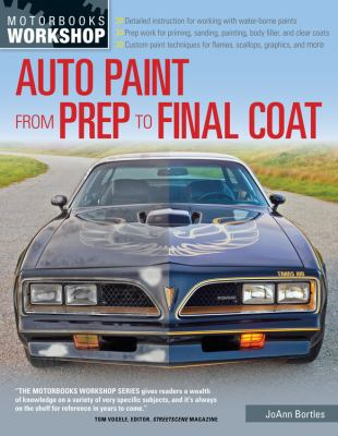 Cover image for Auto paint from prep to final coat