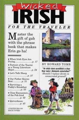 Cover image for Wicked Irish : [for the traveler]