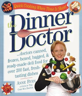 Cover image for The dinner doctor
