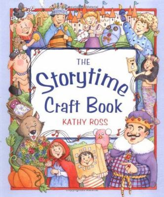 Cover image for The storytime craft book