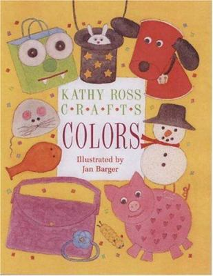 Cover image for Kathy Ross crafts colors