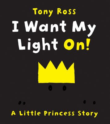 Cover image for I want my light on!