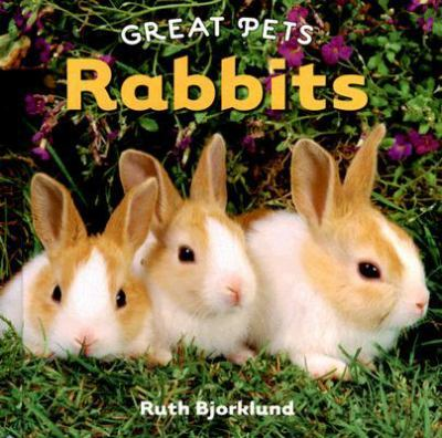 Cover image for Rabbits