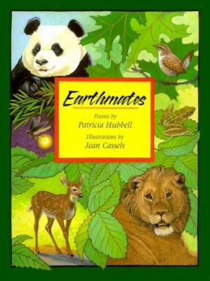 Cover image for Earthmates : poems