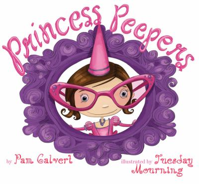 Cover image for Princess Peepers