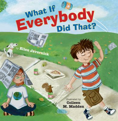 Cover image for What if everybody did that?