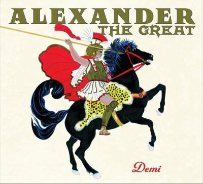 Cover image for Alexander the Great