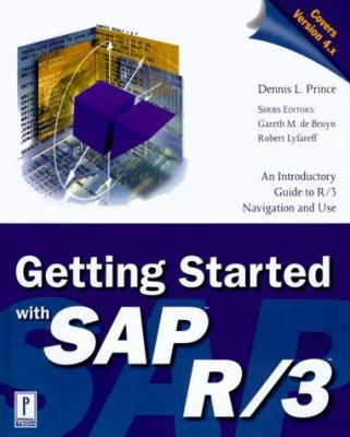 Cover image for Getting started with SAP R/3