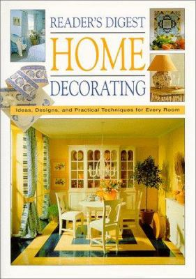 Cover image for Reader's Digest home decorating.
