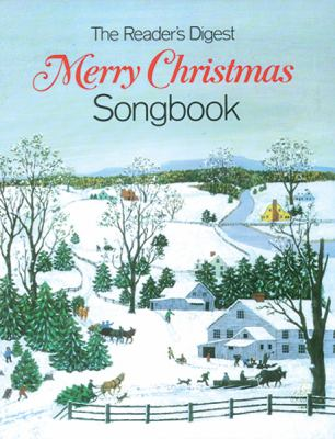 Cover image for Merry Christmas songbook