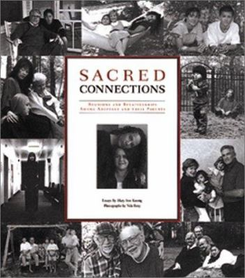 Cover image for Sacred connections : stories of adoption