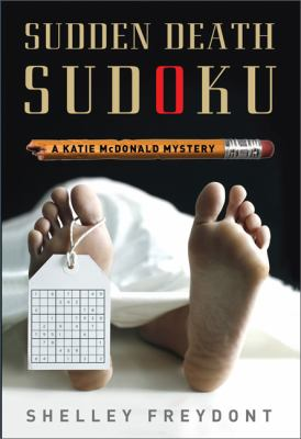 Cover image for Sudden death sudoku