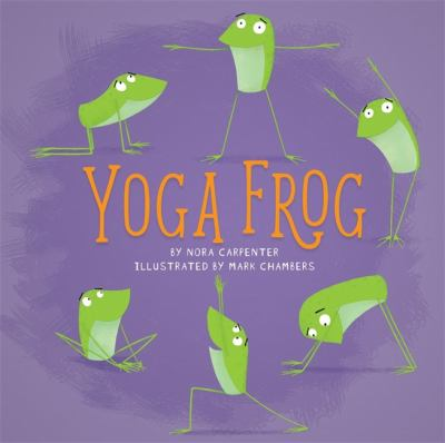 Cover image for Yoga frog