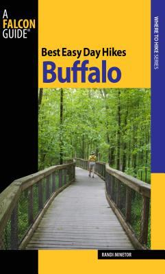 Cover image for Best easy day hikes Buffalo