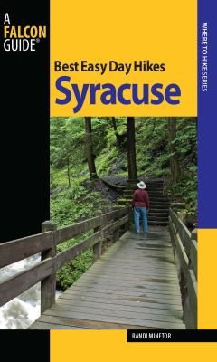Cover image for Best easy day hikes. Syracuse