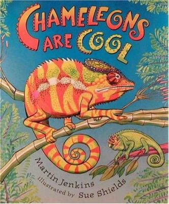 Cover image for Chameleons are cool
