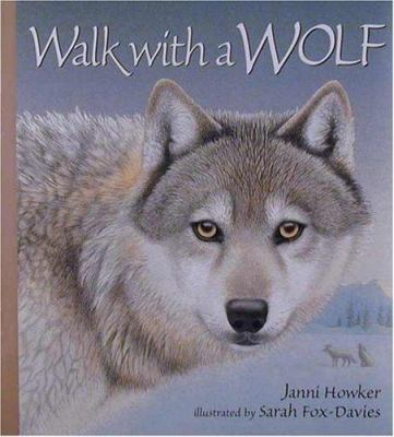 Cover image for Walk with a wolf