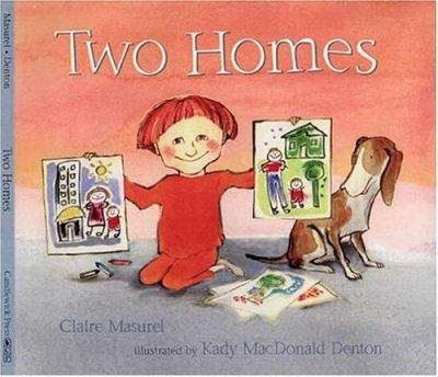 Cover image for Two homes