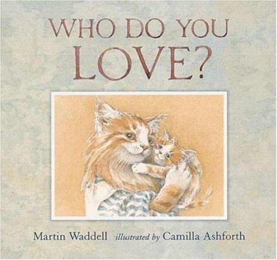 Cover image for Who do you love?