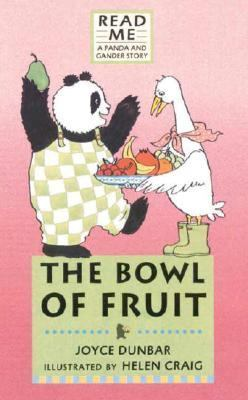Cover image for The bowl of fruit