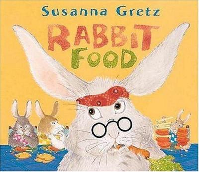 Cover image for Rabbit food