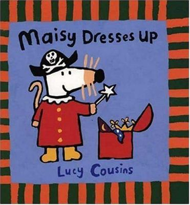Cover image for Maisy dresses up