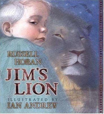 Cover image for Jim's lion