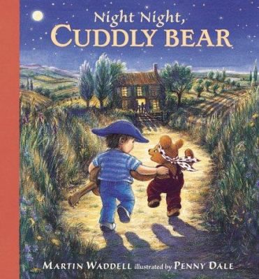 Cover image for Night, night Cuddly Bear