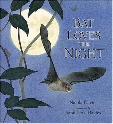 Cover image for Bat loves the night