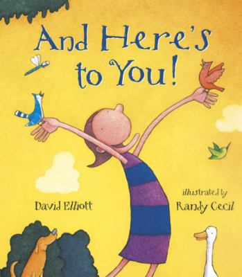 Cover image for And here's to you!