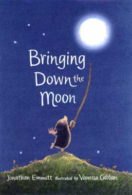 Cover image for Bringing down the moon