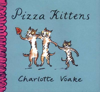 Cover image for Pizza kittens