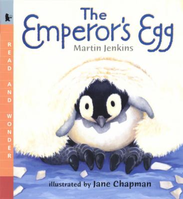Cover image for The emperor's egg