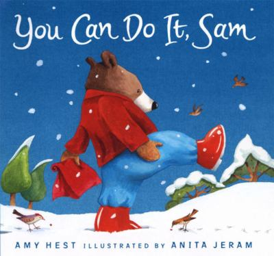 Cover image for You can do it, Sam!