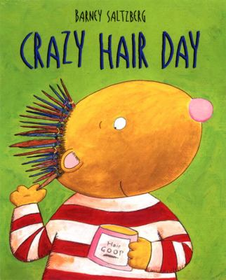 Cover image for Crazy Hair Day