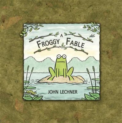 Cover image for A froggy fable