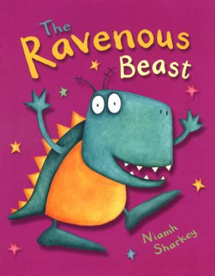 Cover image for The ravenous beast