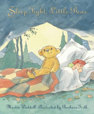 Cover image for Sleep tight, Little Bear!