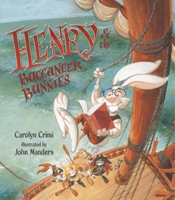 Cover image for Henry & the Buccaneer Bunnies