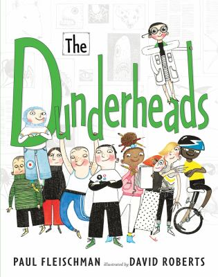 Cover image for The Dunderheads