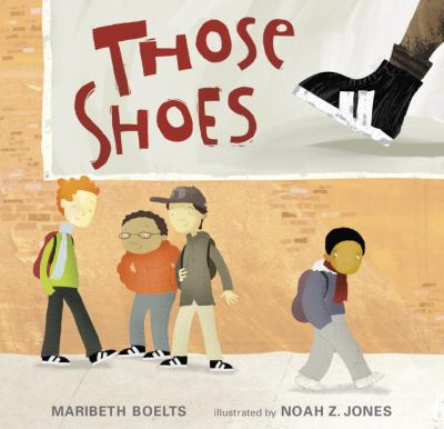 Cover image for Those shoes