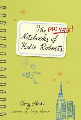 Cover image for The private notebooks of Katie Roberts
