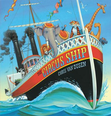 Cover image for The circus ship