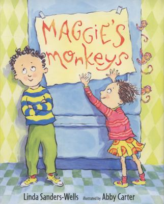 Cover image for Maggie's monkeys
