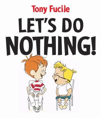 Cover image for Let's do nothing!