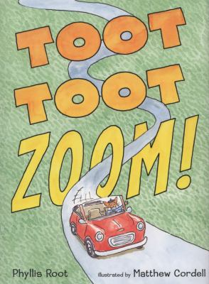 Cover image for Toot toot zoom!
